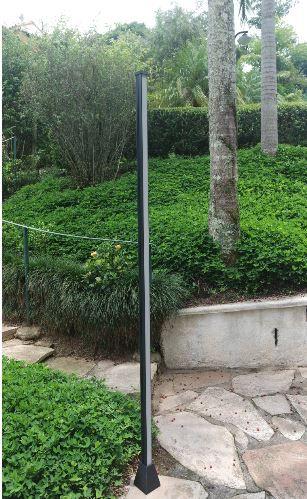 poste decorativo colonna para jardim ilunato ILT2540
