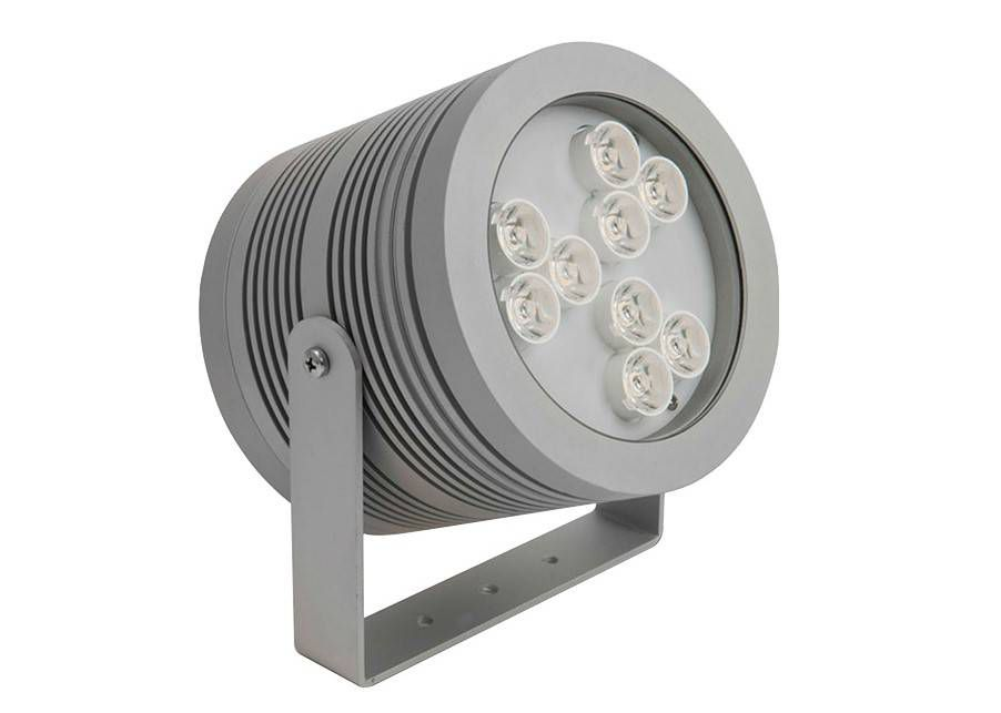 Projetor led 20w prata quente Power Lume PJ20W