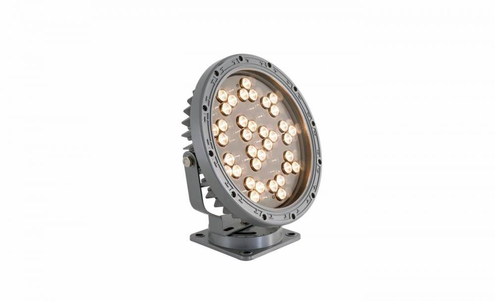 Projetor led 60w prata quente Power Lume PJ60W