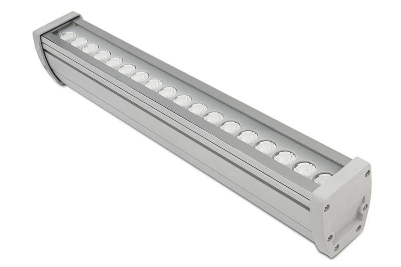 Projetor Linear led 18w quente Power Lume PL18W