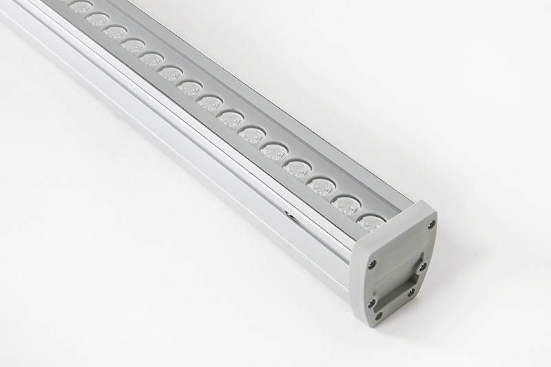 Projetor Linear led 45w quente  Power Lume PL45W