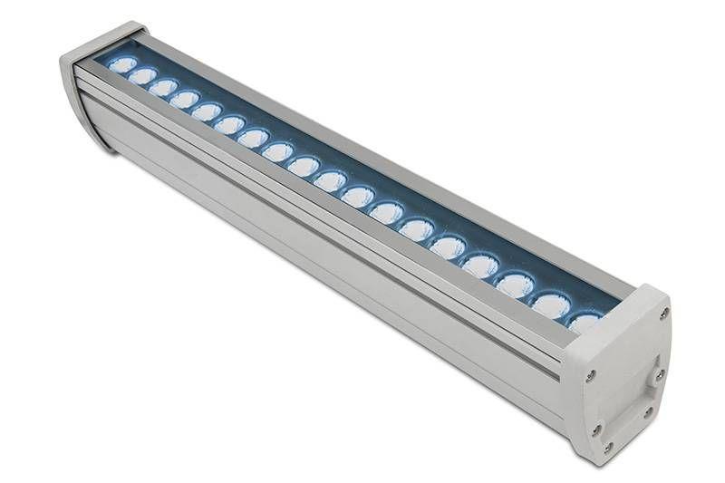 Projetor Linear led 60w quente  Power Lume PL60W