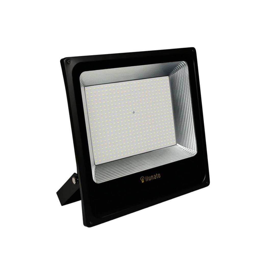 Refletor de led ARENA alta potência 50W /  alumínio preto ILT1830