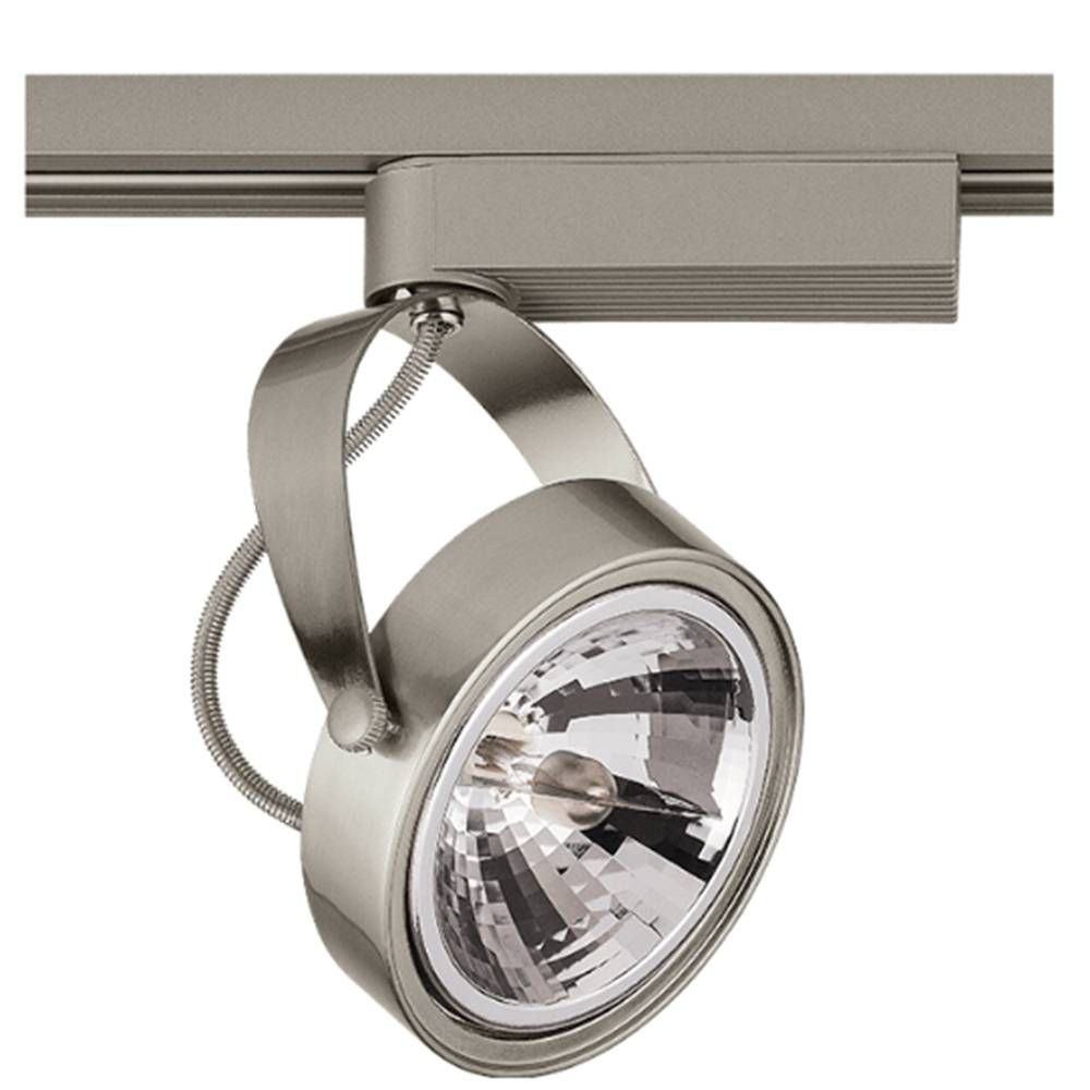 spot 1x ar111 220V satin silver 12cm Stella SD1062STEQ