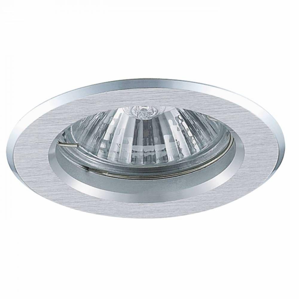 spot embutido FIT 1Xdicróica alumínio BELLA NS1000A