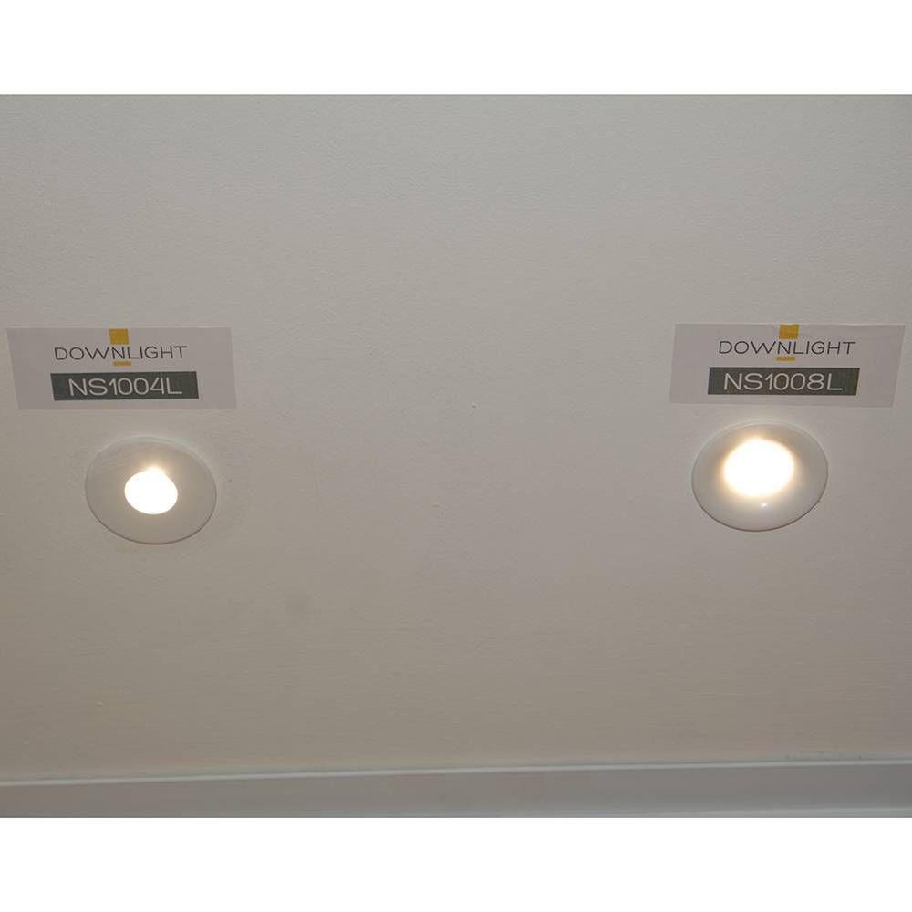SPOT EMBUTIDO RED 5 CM FIT LED 1XLED 3W - BR