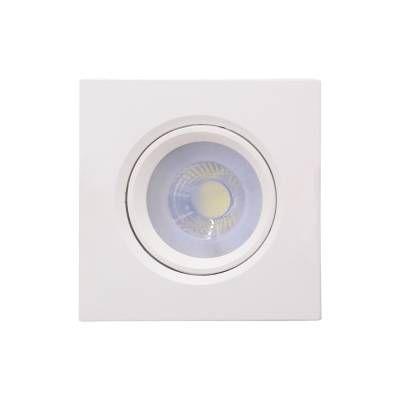 SPOT EMBUTIDO POLI 12W LED A5,5xL13,3XC13,3 BR