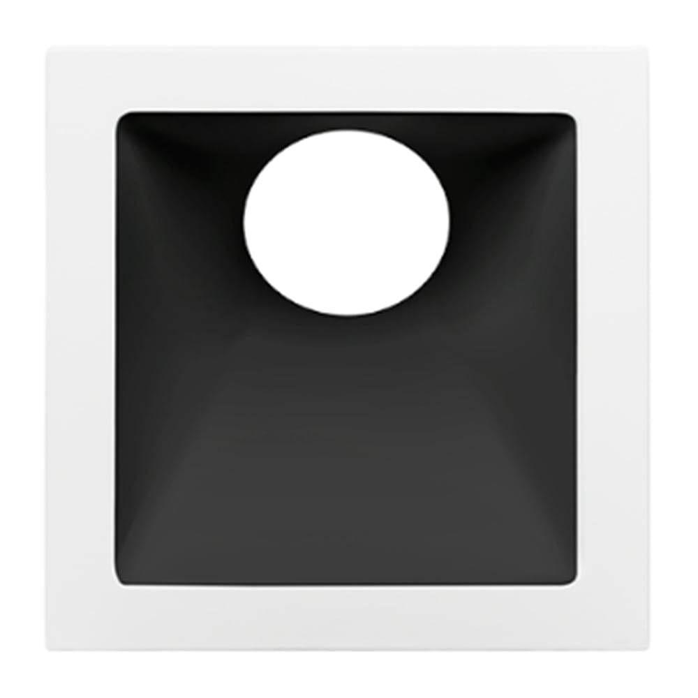 EMBUTIDO ANGULAR 25° SQUARE ANGLE MR11 STH8960BR/PTO