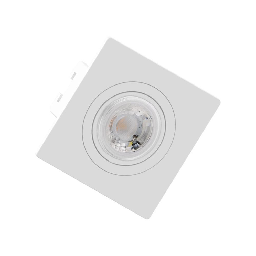 spot PUNTO 1Xmini dicróica sem led  branco embutido SE-330.1270EQ