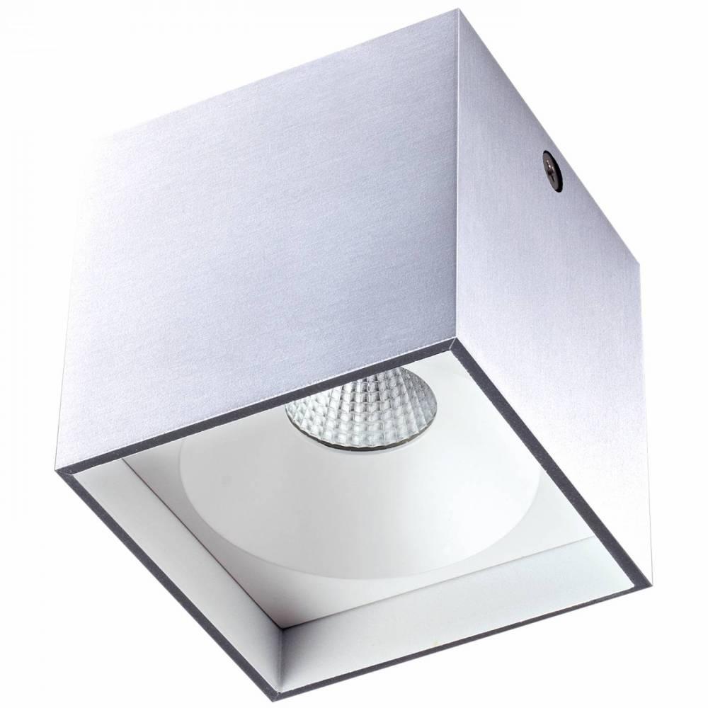 SPOT SOBREPOR QUAD KUBE LED 1 X LED 4W - PR