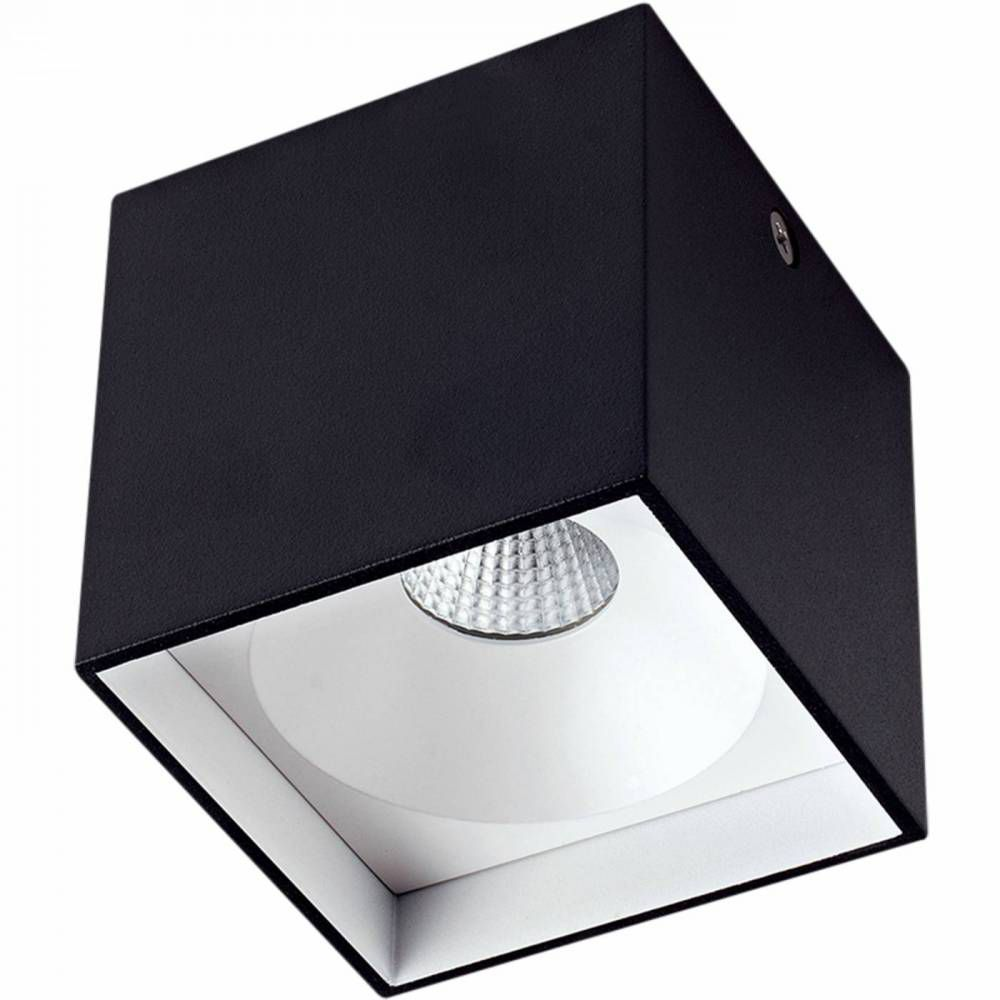 spot sobreposto KUBE LED 220v quente BELLA LZ043B