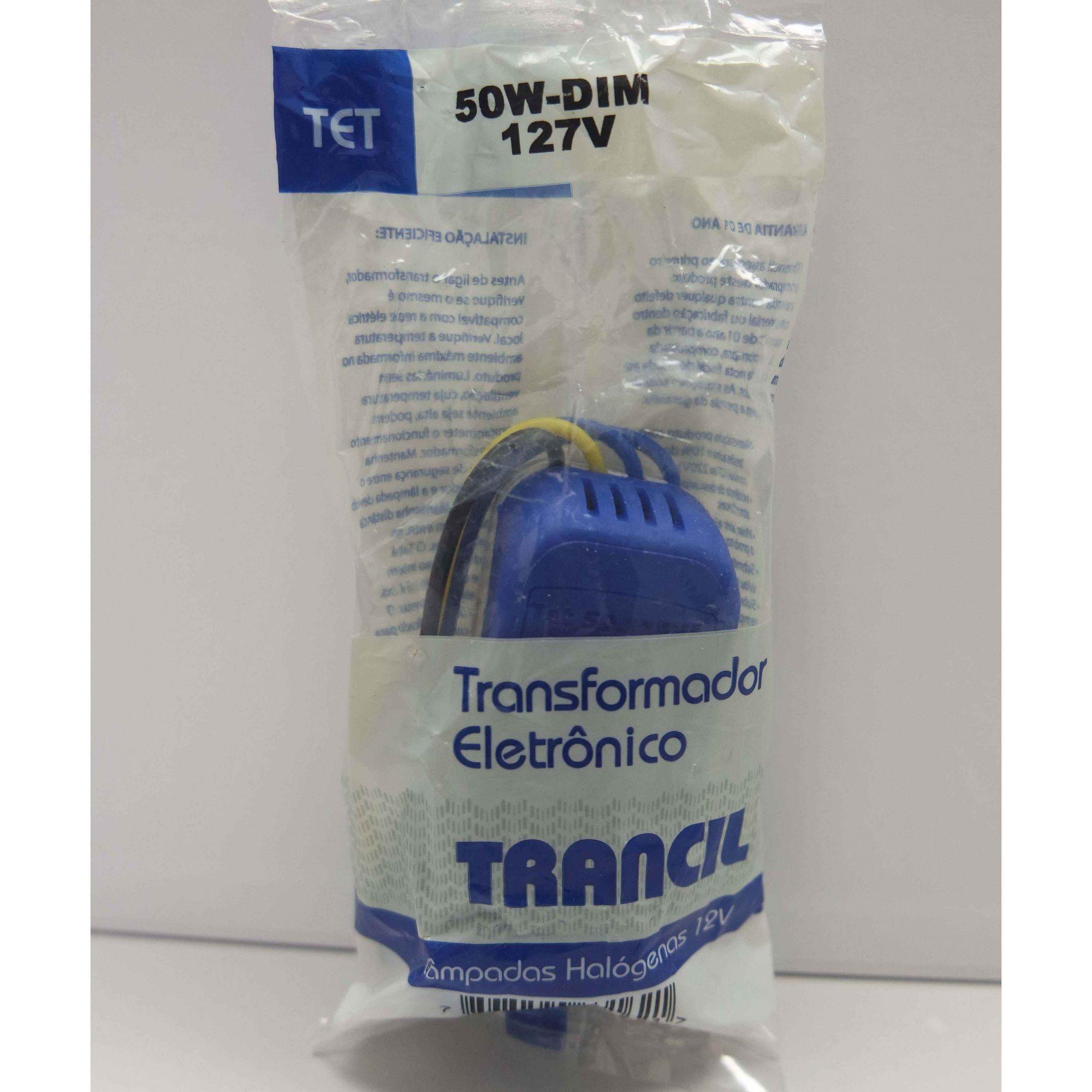 TRANSFORMADOR 50W 127V