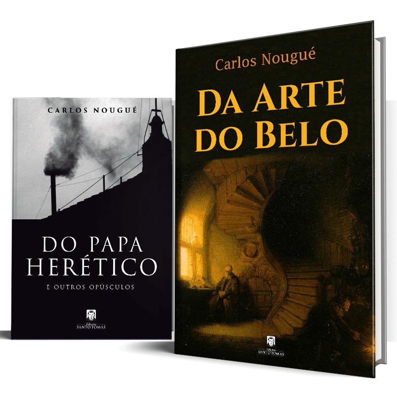 Kit 2 livros - Carlos Nougué