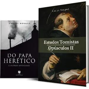 Kit 2 livros | Carlos Nougué