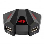 Adaptador de Teclado e Mouse PS/Xbox1/Nitendo Vulcan GA-250