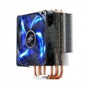 Cooler Para CPU Intel e AMD Gammaxx 400 DP-MCH4-GMX400 Azul