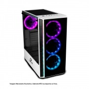 Gabinete Grapple Branco GC-607WH Redragon