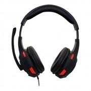 Headset Gamer Havit Preto e Vermelho HV-H2213D