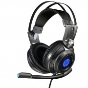 Headset Gamer HP P2+USB com Led H200