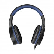 Headset Gamer Rana GXT404B Trust Azul HDST PS4 XBOX One PC