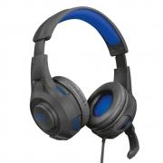 Headset Gamer Ravu GXT307 Azul Trust HDST PS4 XBOX One PC