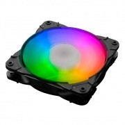 Kit Com 3 Fans Redragon RGB 120x25MM GC-F007 GC-701