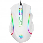 Mouse Gamer Redragon Griffin Chroma Branco M607