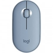 Mouse Logitech Pebble M350 Blue Grey