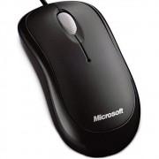 Mouse Microsoft Óptico Basic Preto