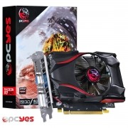 Placa de Video AMD RADEON R7 240 4GB GDDR5 128 BITS - PcYes