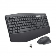 Teclado E Mouse Logitech Mk850 Bluetooth / Unifying