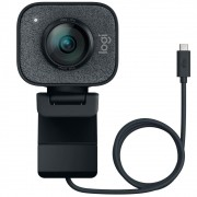 Webcam StreamCam Plus Logitech Full HDDSCX