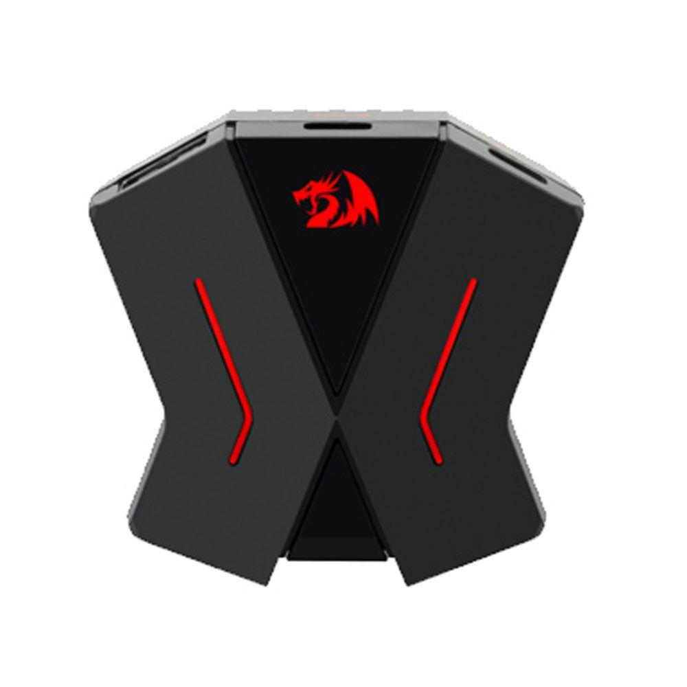 Adaptador de Teclado e Mouse Para PS/XBOX Redragon GA-200