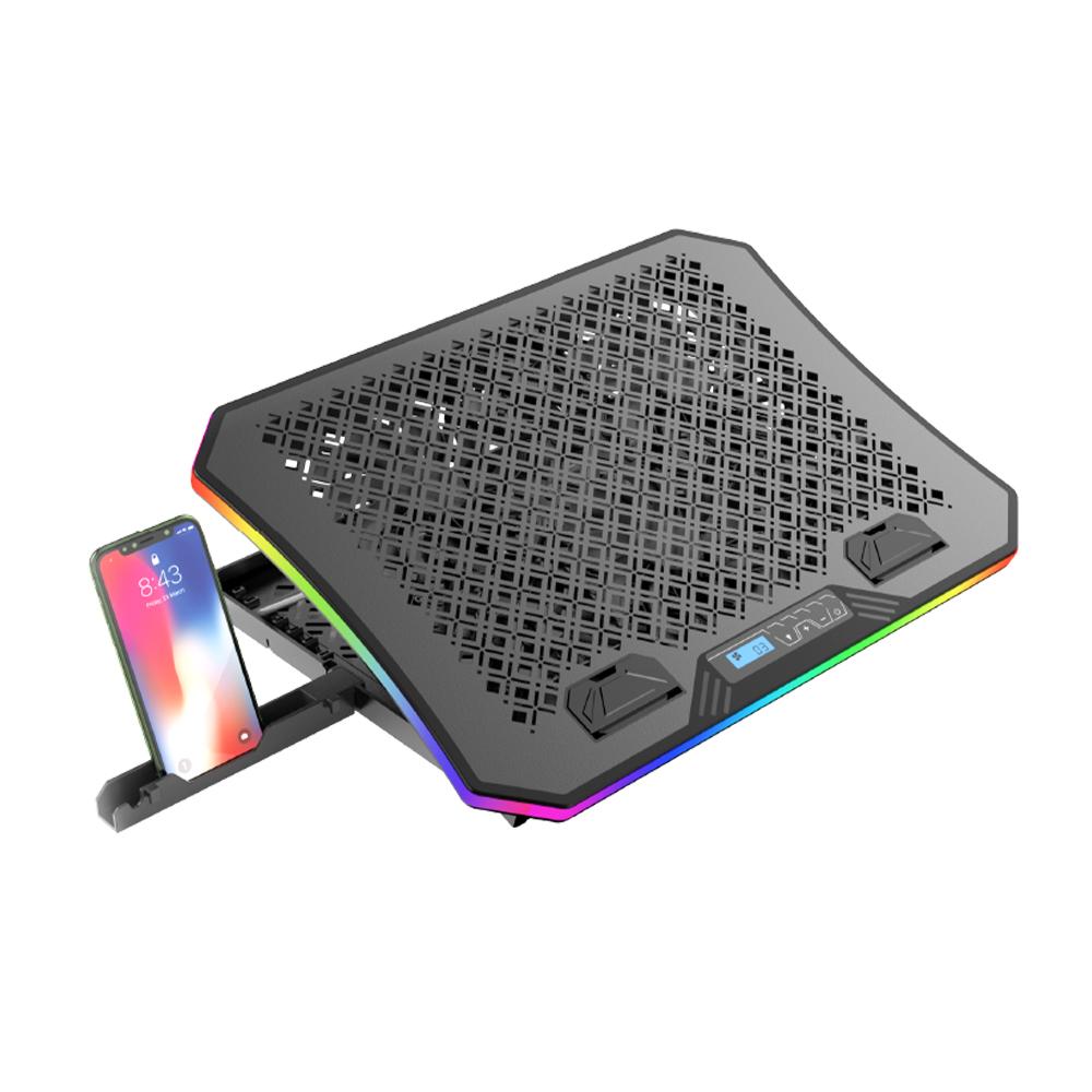 """Base de Notebook 17.3"""" Gamer NBC-600BK C3Tech"""