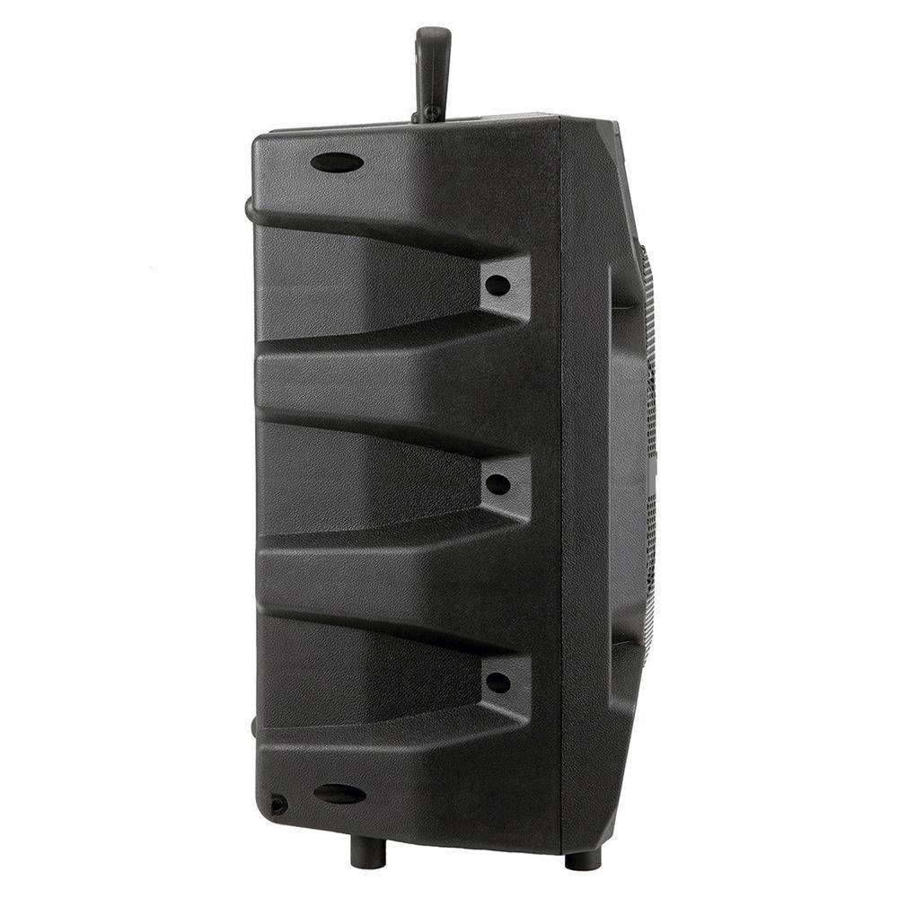 Caixa de Som Amplificada TRC 512  Bluethooth 150W