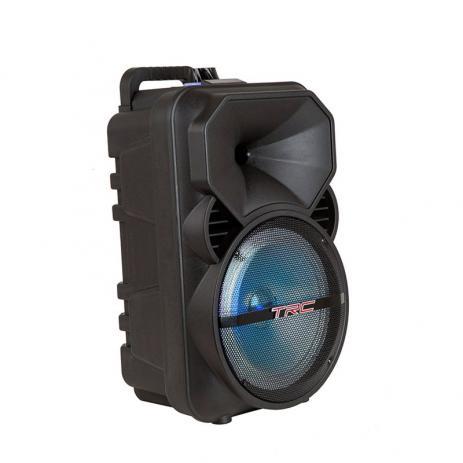 Caixa de Som Amplificada TRC 516  Bluethooth 190W