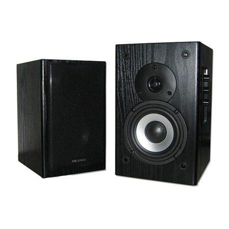 Caixa De Som Microlab Speaker 2.0, 24w Rms B 72