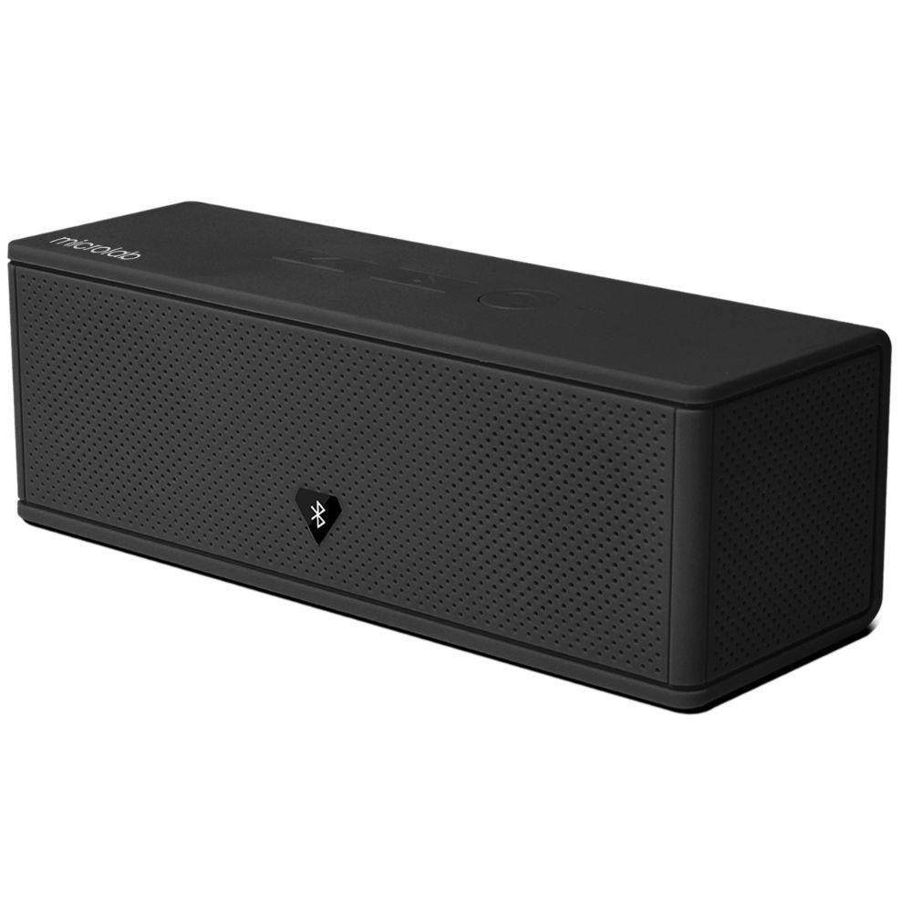 Caixa De Som Portátil Microlab Bluetooth 4w RMS Preta MD213
