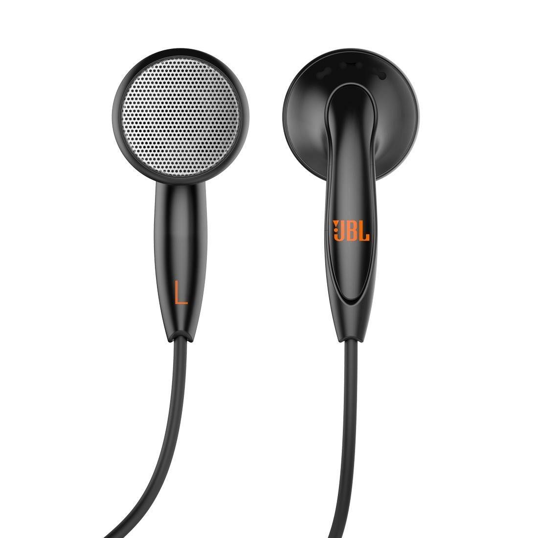 Fone de Ouvido JBL Bluetooth T205BT PRETO