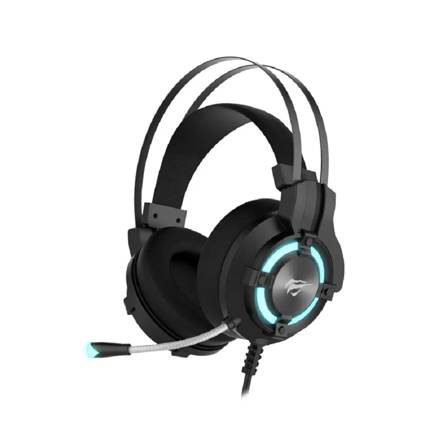 HeadHEADSET GAMER HAVIT HV-H2212U 7.1 USB