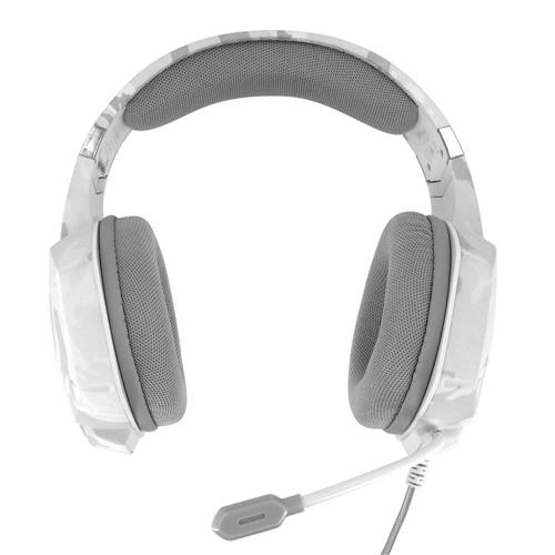 Headset Gamer Carus GXT322 Trust Branco HDST PS4 XBOX One PC
