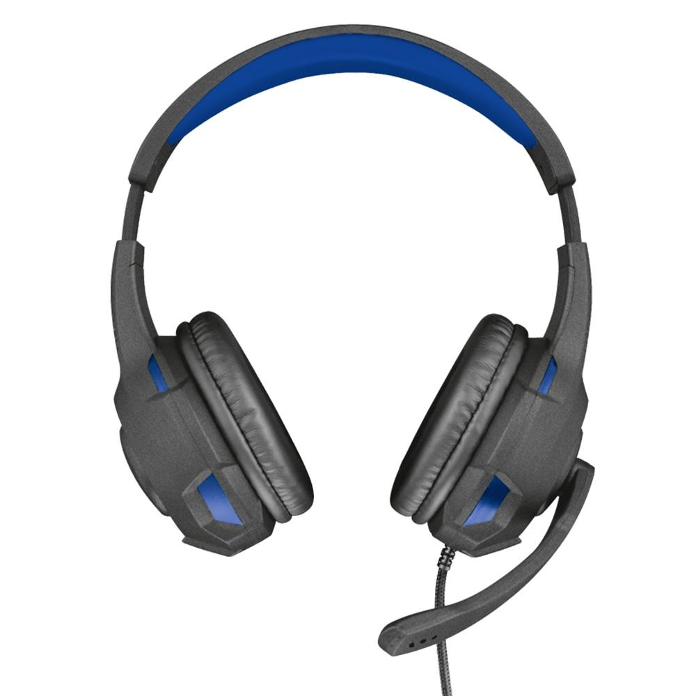 Headset Gamer Ravu GXT307 Azul Trust HDST PS4 XBOX One PC