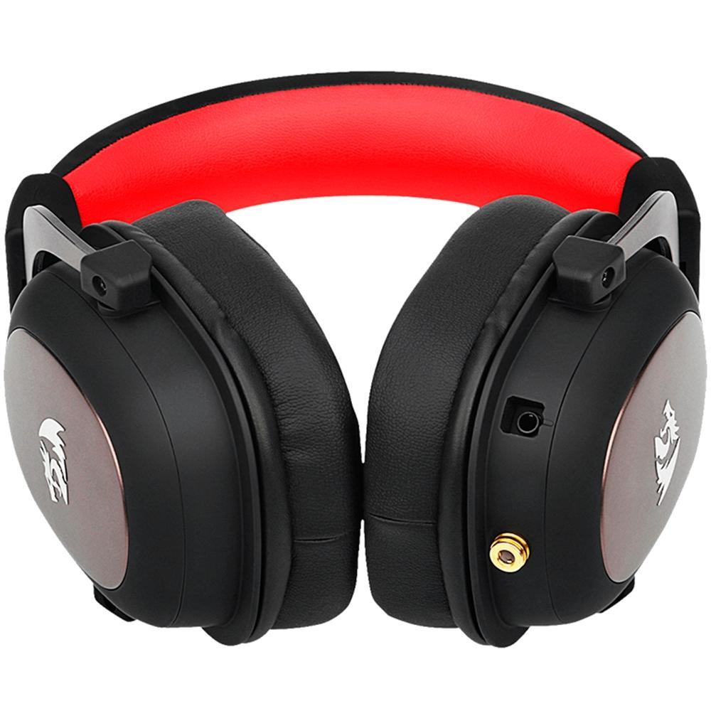 Headset Gamer Redragon Zeus H510 7.1 Som Surround
