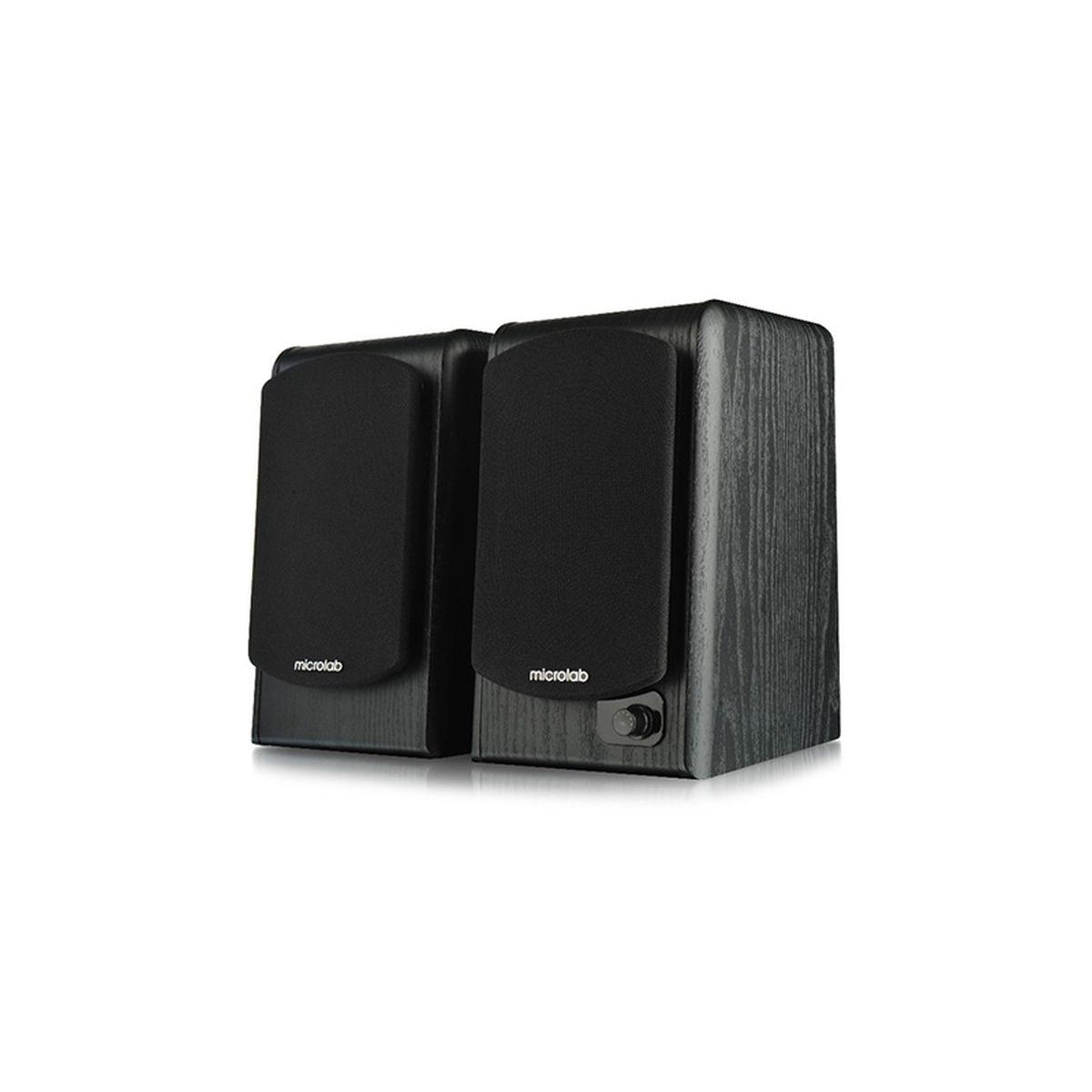 Monitor De Audio Microlab B77 BT Com Bluetooth 64w Rms 2.0