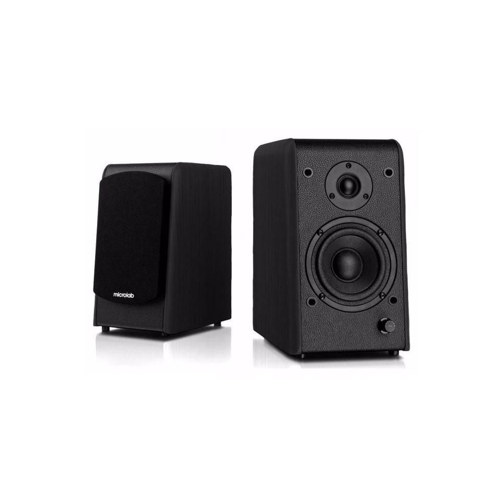 Monitor De Audio Microlab B77 BT Com Bluetooth 64w Rms 2.0