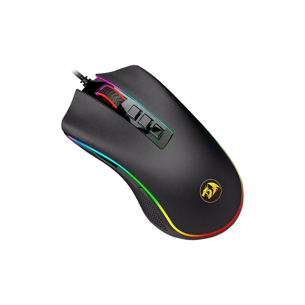 Mouse Gamer Redragon Cobra Chroma M711