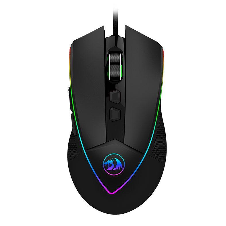 Mouse Gamer Redragon Emperor Chroma M909 RGB 12400DPI