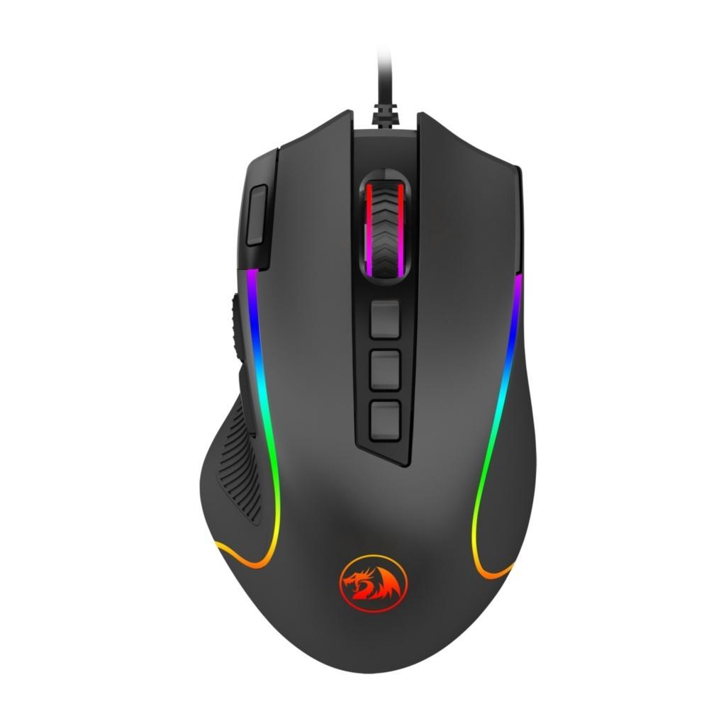 Mouse Gamer Redragon Predator RGB M612-RGB