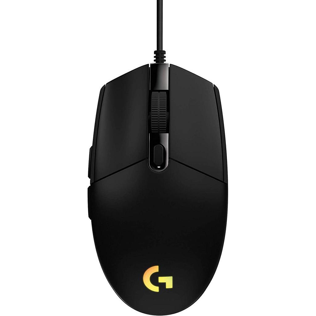 Mouse Logitech G203 Lightsync RGB Preto