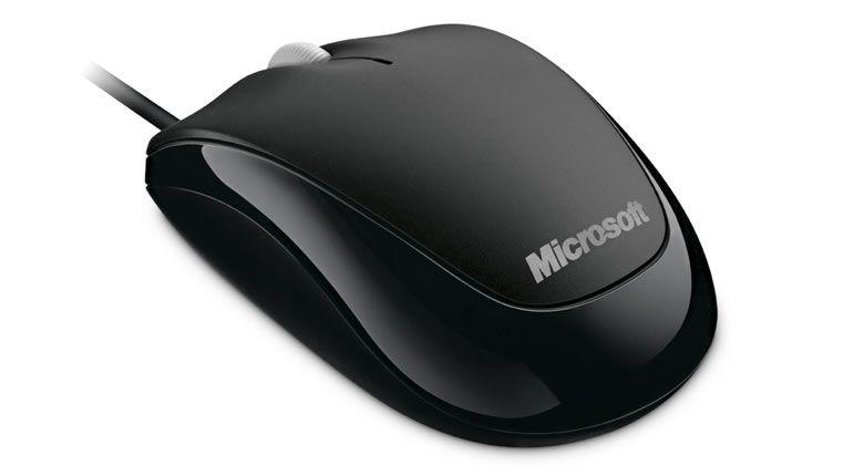 Mouse Microsoft Compact Optical 500
